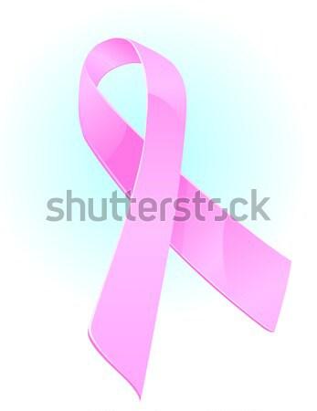 乳癌 認知度 リボン 実例 女性 ストックフォト © CarpathianPrince