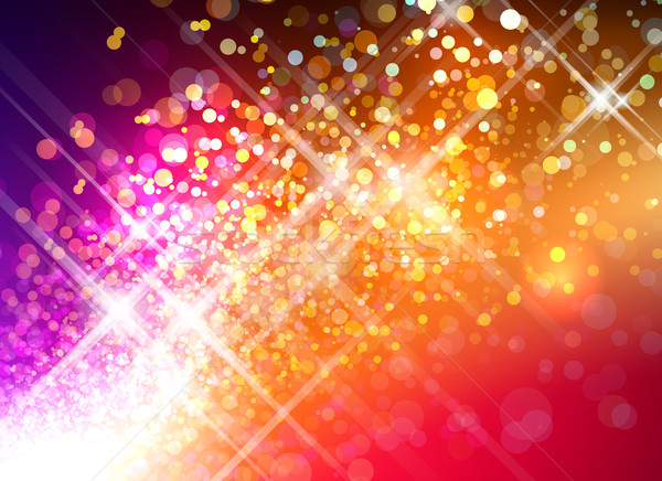 Abstract Sparkly Background Stock photo © CarpathianPrince