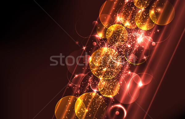 Abstract Defocused Background Stock photo © CarpathianPrince