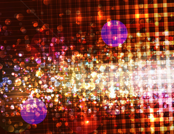 Sparkly Blurred Abstract Background Stock photo © CarpathianPrince