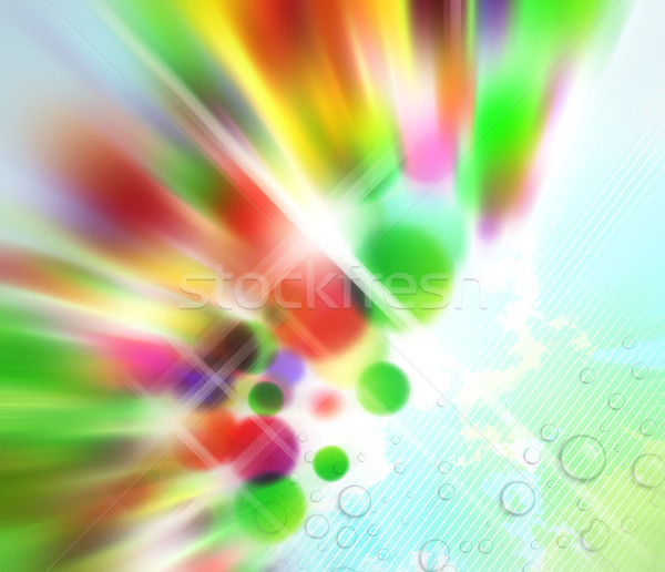Abstract Motion Background Stock photo © CarpathianPrince