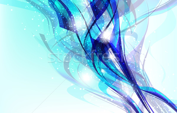 Colorful Abstract Fantasy Background. Stock photo © CarpathianPrince