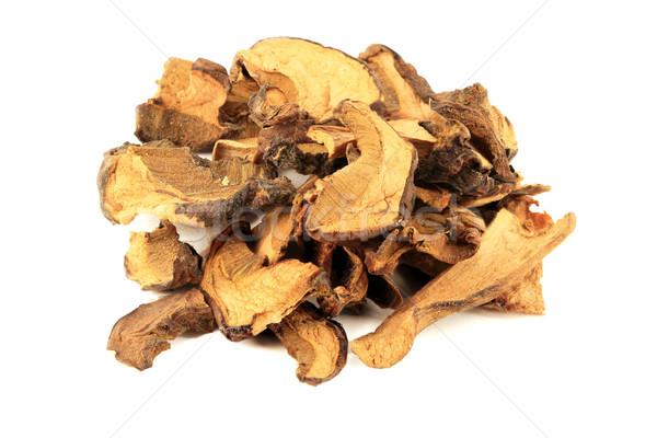 Dried porcini mushrooms Stock photo © Catuncia