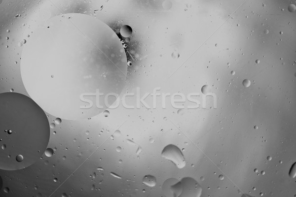 Warm Round Grey Tones Abstract Vertical Design Background Bumps  Stock photo © cboswell