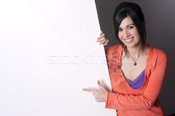 Sales Woman Stock photo © cboswell
