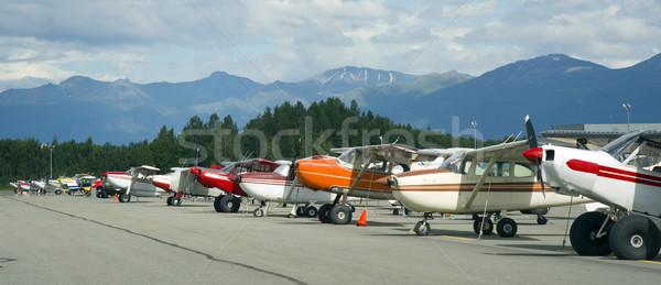 Airport Stock photo © cboswell