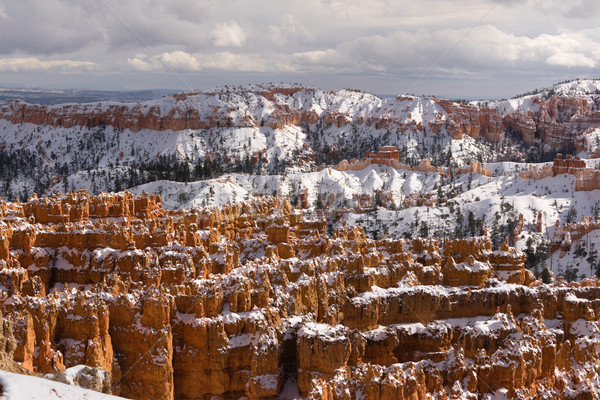 Bryce Canyon National Park Utah USA North America Stock photo © cboswell