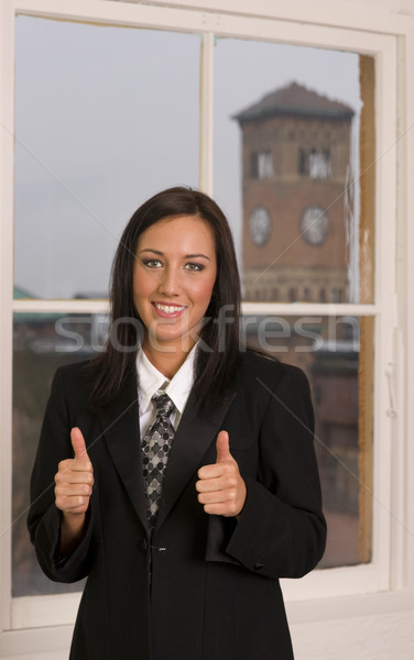 Thumbs Up Stock photo © cboswell