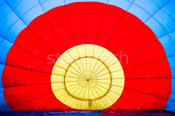 Background of hot air balloon Stock photo © chatchai