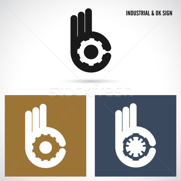 Creative B letter icon abstract logo design vector template.Lett Stock photo © chatchai5172