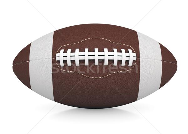 Ball for American football Stock photo © cherezoff