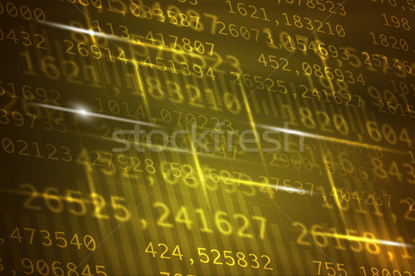 Abstract gold background  Stock photo © cherezoff
