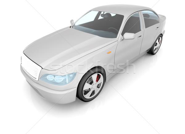 Car model Stock photo © cherezoff