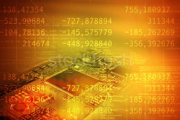 Baseboard Stock photo © cherezoff