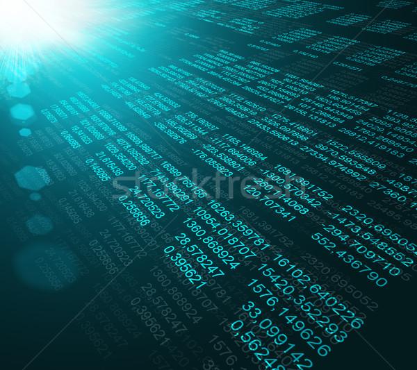 Foto d'archivio: Moderno · display · dati · fonte · codice · programmazione