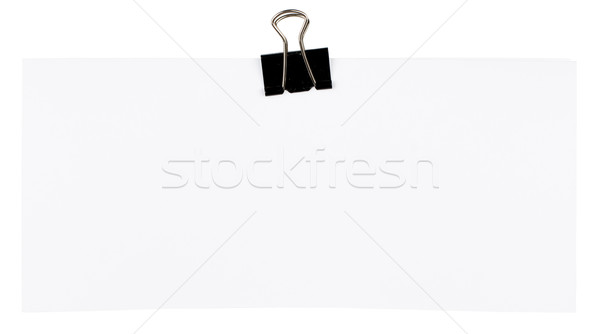 Clip and bulletin Stock photo © cherezoff