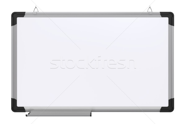 Stock photo: Office magnetic board