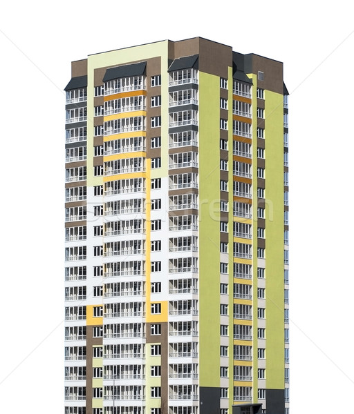 High rise building Stock photo © cherezoff