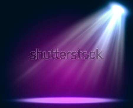 Abstract magic light background Stock photo © cherezoff