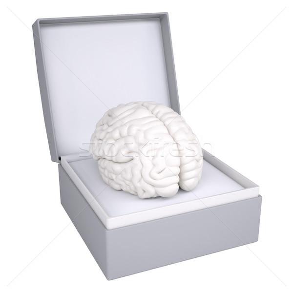 картинка подарок мозг