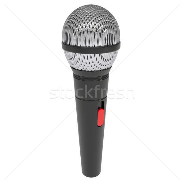 Microphone Stock photo © cherezoff
