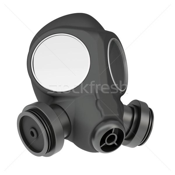 Gas mask Stock photo © cherezoff