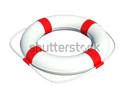 Lifebuoy Stock photo © cherezoff