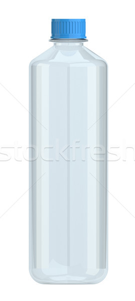 Plastic bottle of water. Product Packing Stock photo © cherezoff