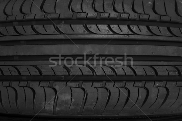 Close up of tyre texture background Stock photo © cherezoff