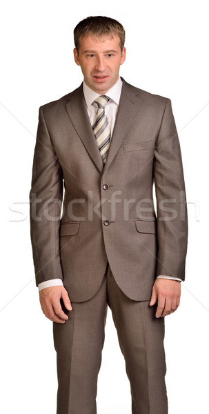 Businessman had big problems Stock photo © cherezoff