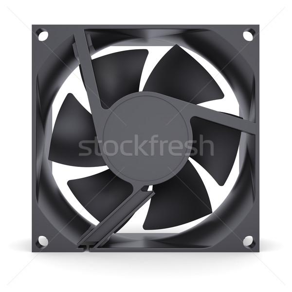 Computer fan Stock photo © cherezoff