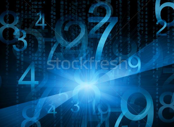 デジタル コード 暗い ビジネス 技術 ストックフォト © cherezoff