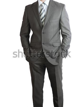 Businessmans body  Stock photo © cherezoff