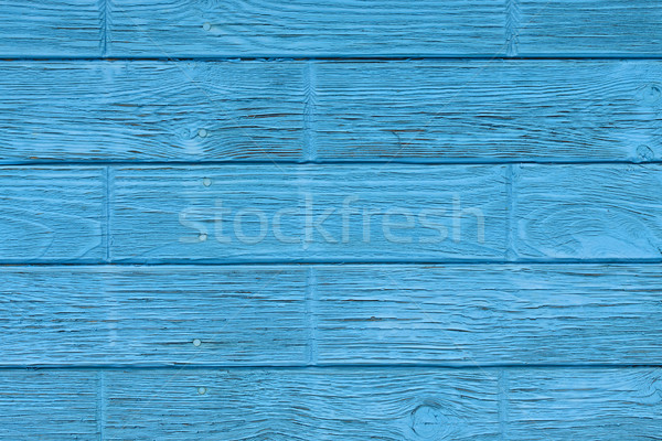 Aged wooden painted surface Stock photo © cherezoff