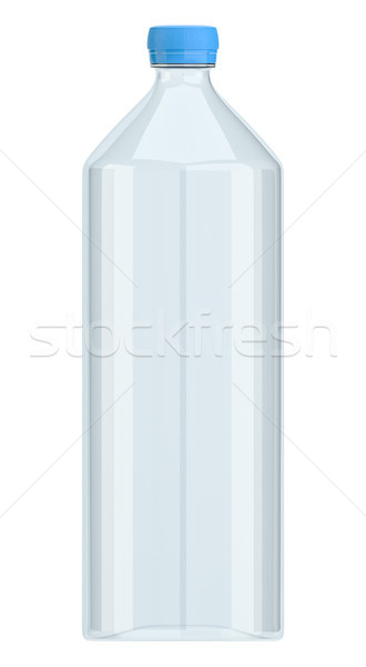 Small water bottle Stock photo © cherezoff