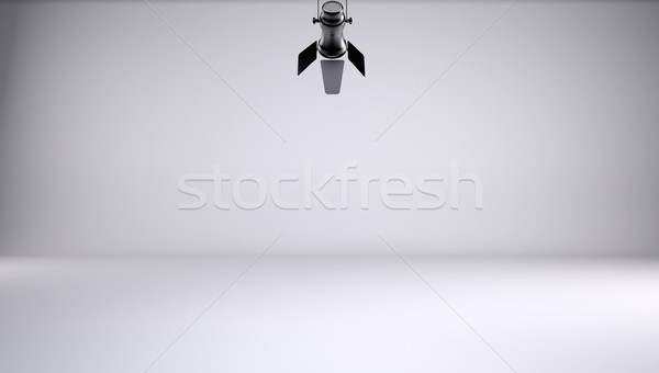 Lighting in the studio Stock photo © cherezoff
