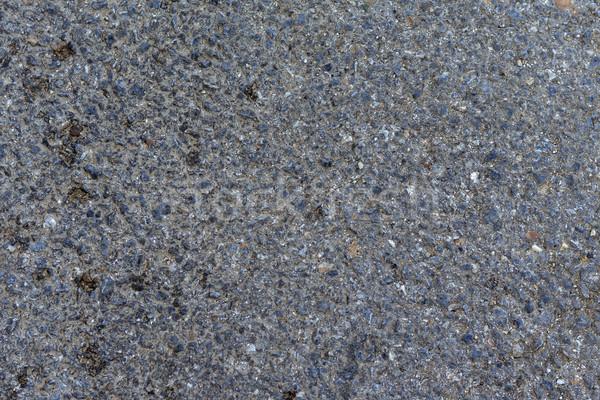 Ciemne asfalt powierzchnia ulga drogowego Zdjęcia stock © cherezoff