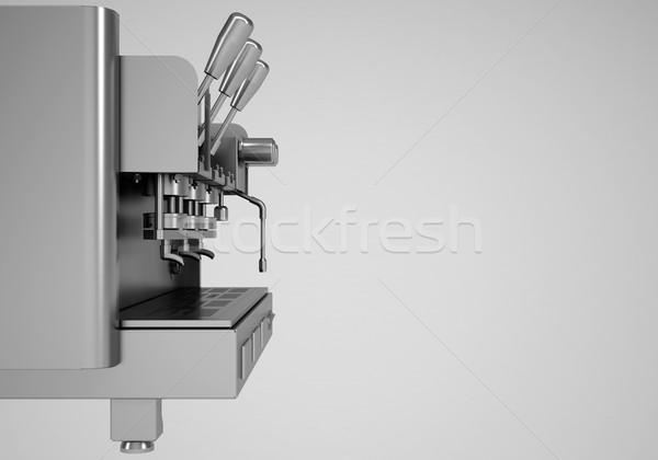 профессиональных металл электрических пить машина Сток-фото © cherezoff