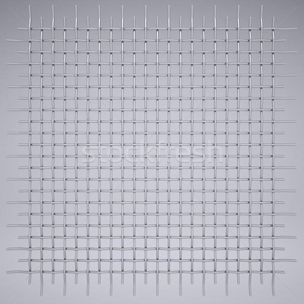Metal mesh Stock photo © cherezoff