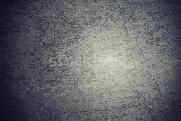 Concrete gray wall with fissure Stock photo © cherezoff