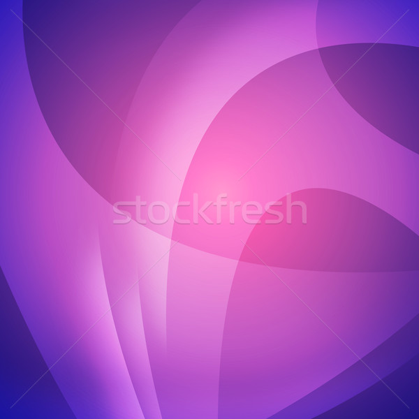Absztrakt magenta vonalak kortárs stílus üzlet Stock fotó © cherezoff