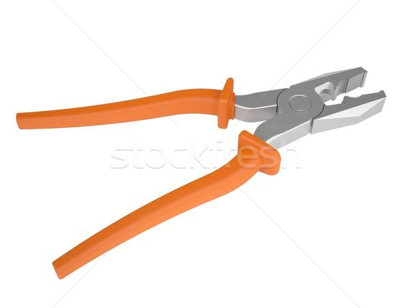 Pliers Stock photo © cherezoff