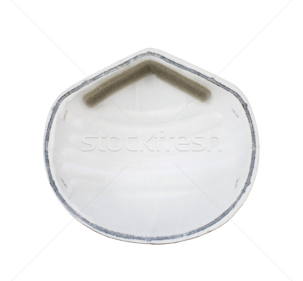 White building respirator Stock photo © cherezoff