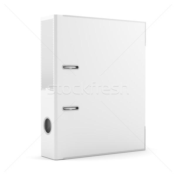 Office Folder Template Stock photo © cherezoff