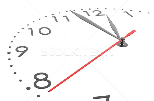 Very close details of big watch. Stock photo © cherezoff