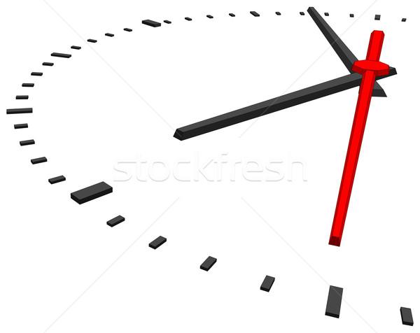 Clock face Stock photo © cherezoff