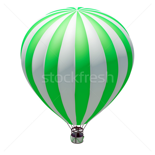 Hot air balloon Stock photo © cherezoff