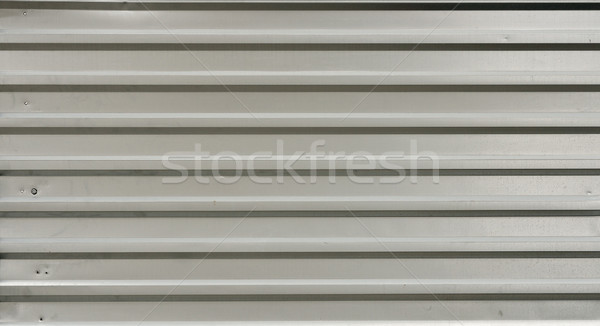 Rolled metal. Surface of the roof Stock photo © cherezoff