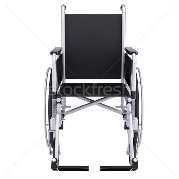 Wheelchair Stock photo © cherezoff