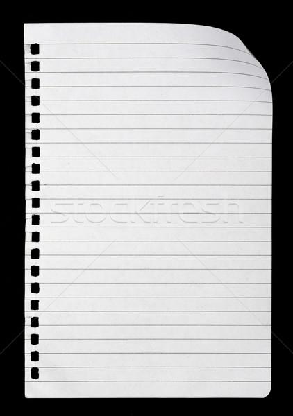 Blank sheet of paper Stock photo © cherezoff